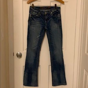 7 for All Mankind, Slim Boot Cut Jeans